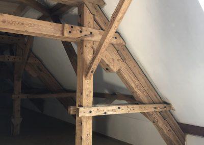 Balken Dachstuhl